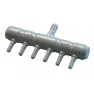 6 way manifold 4mm outlets