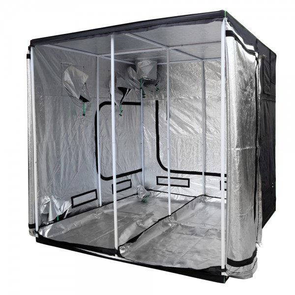 lighthouse max 2m2 2m x 2m x 2m grow tent. Black Bedroom Furniture Sets. Home Design Ideas