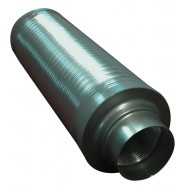 200mm Flexible Silencer