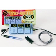Tri-Meter Continuous Monitor (EC/pH/Temp)