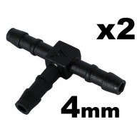 6mm Tee Connector