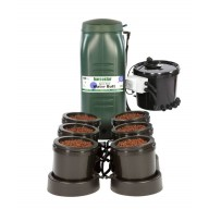 IWS Flood & Drain Basic 6 pot system