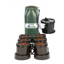 IWS Flood & Drain Basic 6 pot system
