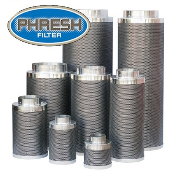 "5"" PHRESH® FILTER 125MM X 300MM 500 M³/HR"