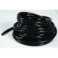 16MM Black Flexible feed Pipe by the mtr