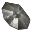 SunKing Parabolic Hammertone Reflector