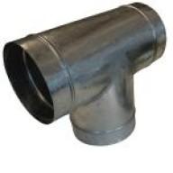 100m ducting T-piece