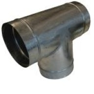 200m ducting T-piece