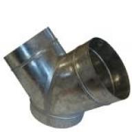 100m ducting Y-piece