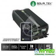 SolisTek Matrix  600/400W SE/DE Digital Ballast 240V with Remote Control
