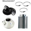 Mountain Air Carbon Filter kits.