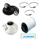 Ram Air Carbon Filter kits