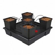 Wilma V2 - XXL - 5 x 25 Litre Pot Dripper System